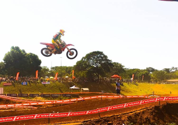 Campeonato de Motocross agitou Três Lagoas e reuniu melhores pilotos do Mundo