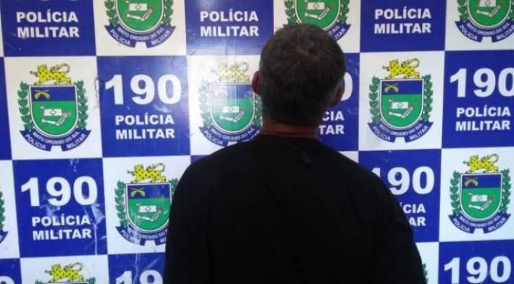 Polícia Militar prendeu autor de tentativa de homicídio em Três Lagoas