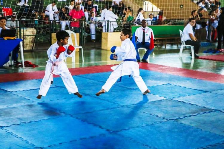 Em Três Lagoas, 2º Open Nacional de Karatê atrai aproximadamente 3 mil pessoas, batendo recorde de público e atletas