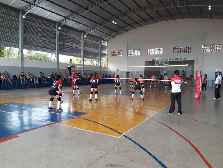 Três Lagoas conquista três medalhas na Liga Costa Leste de Voleibol
