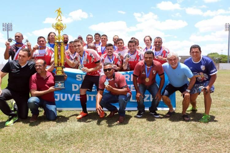 River é grande campeão da Copa Cidade 2019