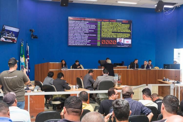 Denúncia de contratação irregular na Gestão Ângelo Guerreiro é arquivada