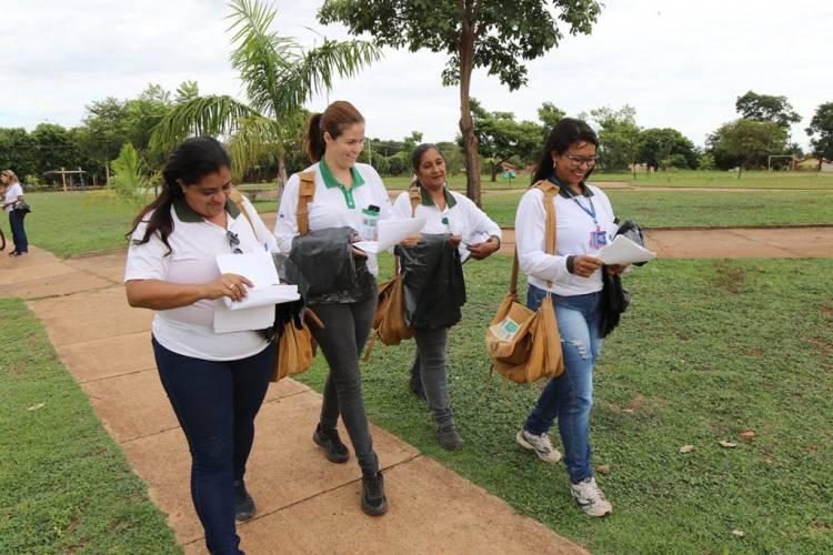 Saúde promove caminhada de conscientização contra a dengue na próxima quinta-feira (23), no Centro de Três Lagoas