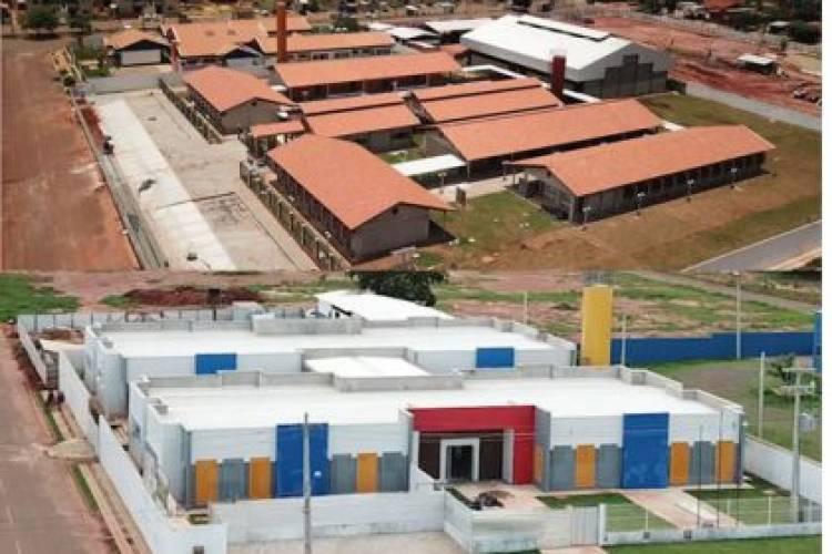 Escola e CEI no Novo Oeste serão inauguradas neste fim de semana
