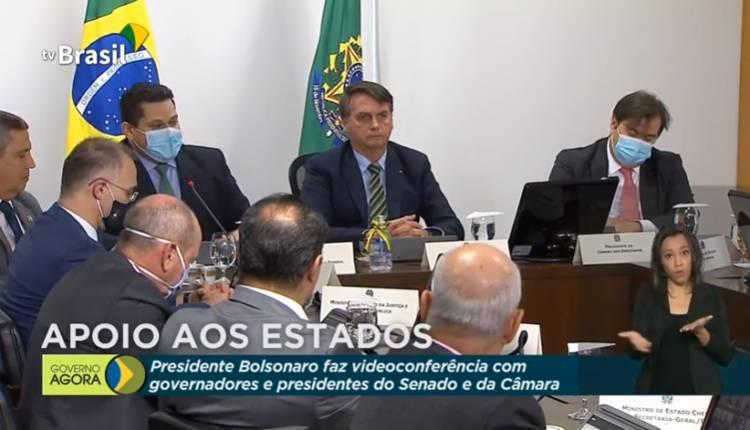 Bolsonaro vai incluir todas as categorias no congelamento de salários