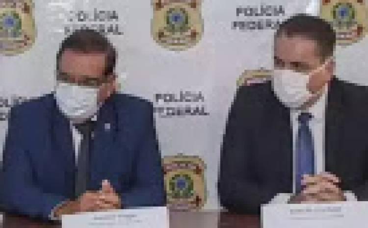 """Envolvidos com """"Máfia do Cigarro"""", 5 policiais civis são afastados das funções -"""