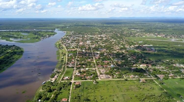 Escassez de chuvas reduz nível dos rios e já afeta navegabilidade na Hidrovia do Rio Paraguai