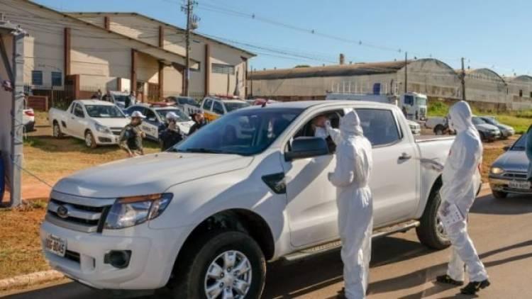 Prefeitura passa a exigir teste de coronavírus antes de visitantes entrarem em Campo Grande