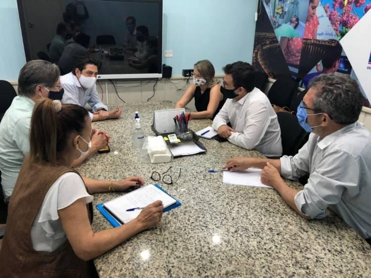 SINTED REALIZA REUNIÃO COM A ADMINISTRAÇÃO MUNICIPAL SOBRE A CONTRATAÇÃO DE PROFESSORES DE PROJETOS SOCIOEDUCACIONAIS