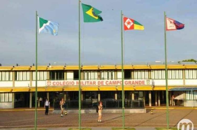 Como concorrer: Colégio Militar de Campo Grande abre vagas para ensino fundamental