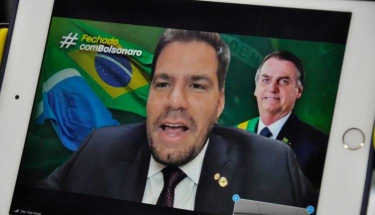 Deputado volta a pedir impeachment de Reinaldo após denúncia do MPF ao STJ