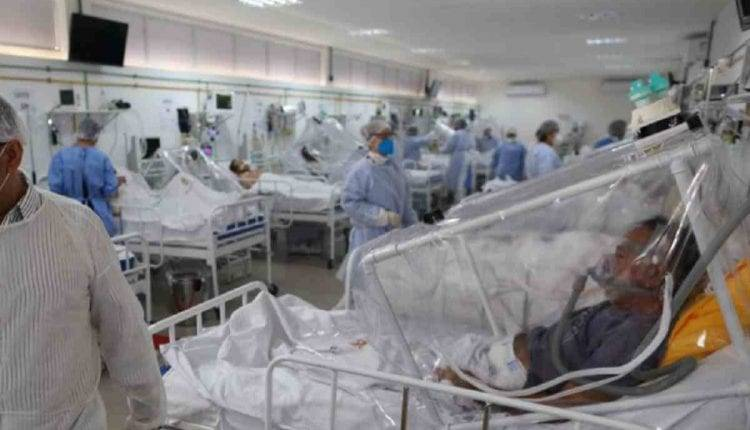 MS tem taxa de ocupação de 91?s UTIs, com 108 pacientes internados nos últimos 7 dias
