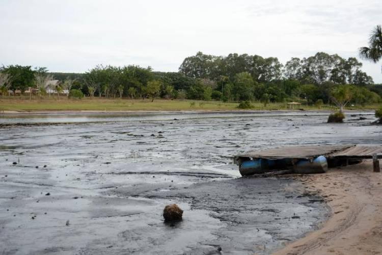 """Balneário Atlântico seca seis meses após ter sido """"manancial"""" de Campo Grande"""
