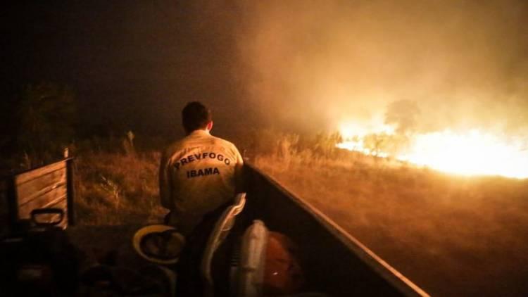 Maio tem previsão de seca intensa e risco de queimadas em MS