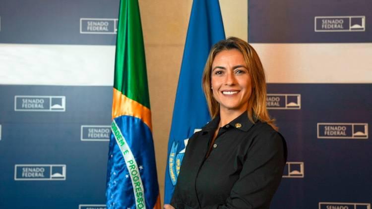 Senadora Soraya Thronicke assume vice-liderança do Governo no Congresso Nacional