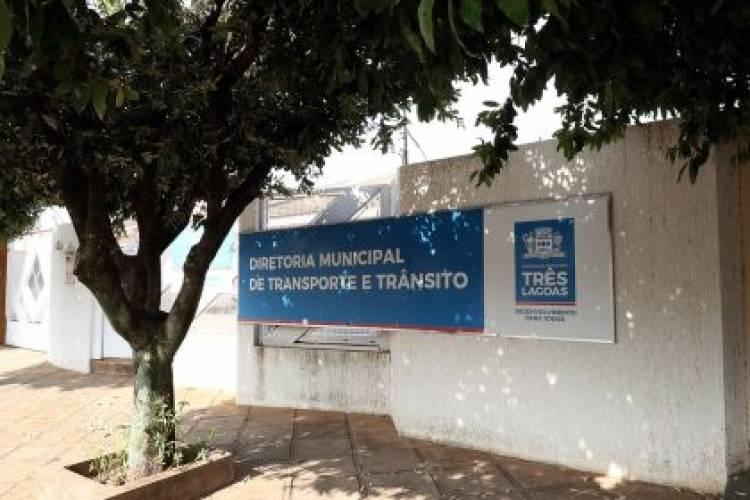 Diretoria de Trânsito de Três Lagoas suspende atividades em razão de alguns servidores testarem positivo para a COVID-19