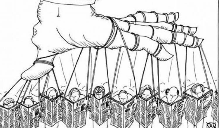 A manipulação midiática em Três Lagoas