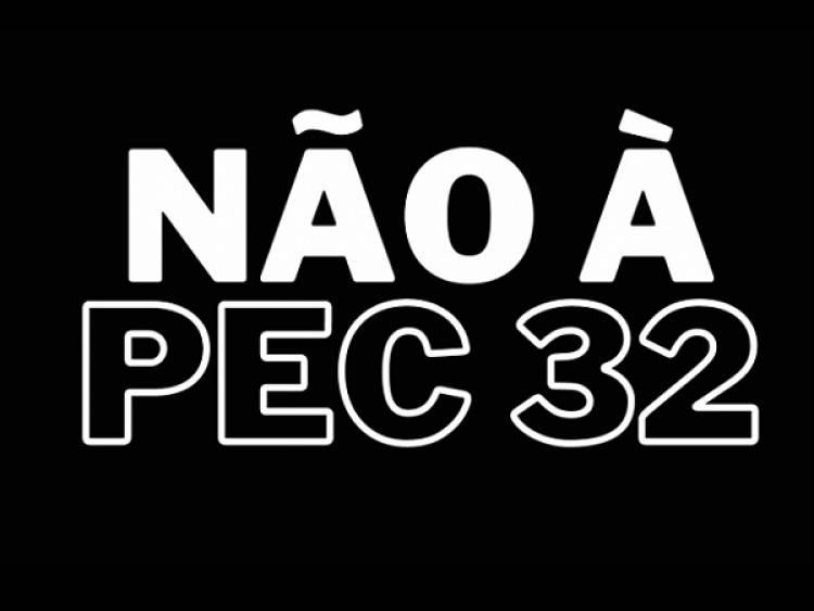 Servidores das 3 esferas Municipal, Estadual e Federal se unem contra PEC 32